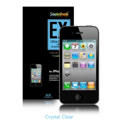 SGP Screen and Body Protector Set EX Series Crystal for iPhone 4, 4S (SGP06752)